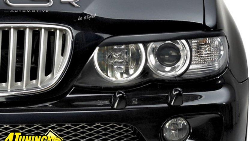 Pleoape faruri BMW X5 E53 SB023