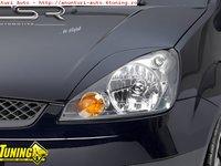 Pleoape faruri Ford Fiesta MK6 facelift 10 2005 2008 SB157