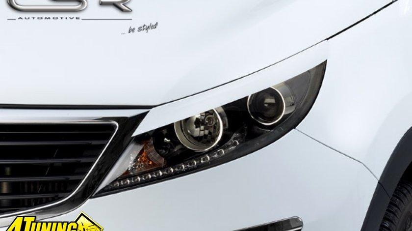 Pleoape faruri Kia Sportage Typ SL Mini R50 / R52 / R53 Kia Soul Mitsubishi Colt CZC, Z30 Kia Rio 3 Hyundai Genesis Generation I10 I20 UB Kia Picanto Kia Cee d Ceed SW Mazda 3 Toyota Corolla E12 Seat Mii Opel Meriva Agila