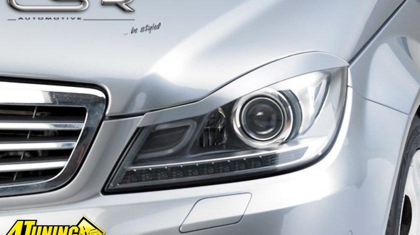 Pleoape faruri Mercedes Benz C Klasse W204 C204 S204 SB165