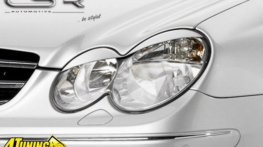 Pleoape faruri Mercedes Benz CLK w209 c209 SB206