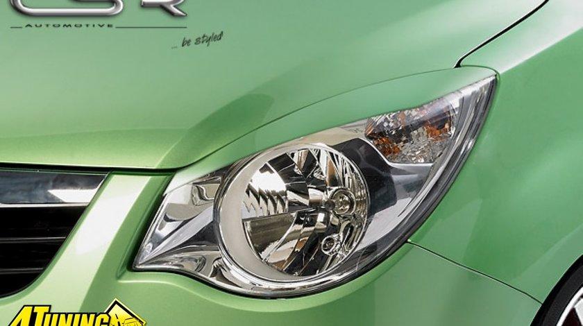 Pleoape faruri Opel Agila B SB209 dupa 2008