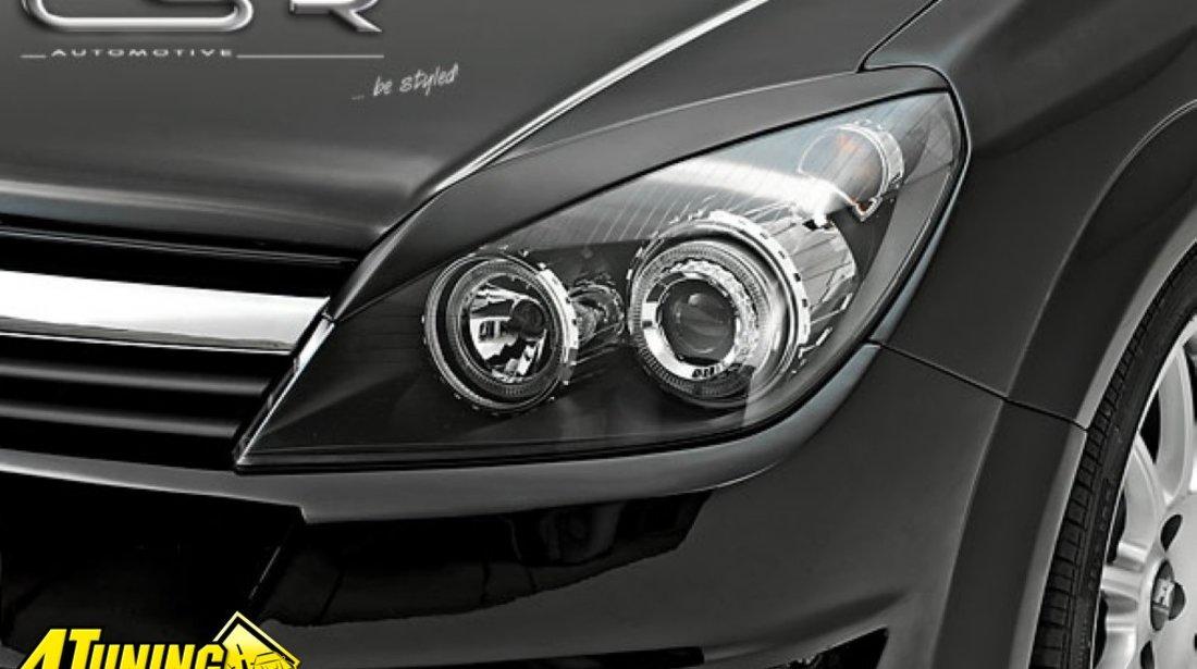 Pleoape faruri Opel Astra H SB028