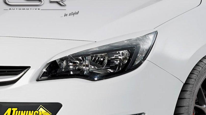 Pleoape faruri Opel Astra J