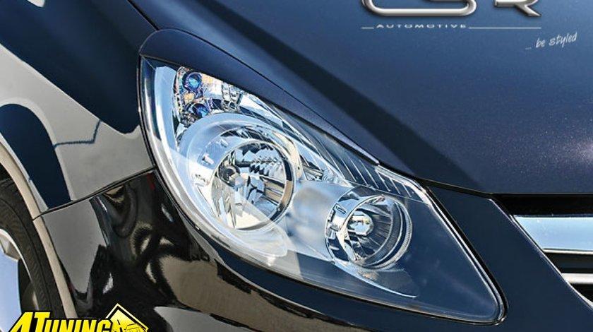 Pleoape faruri Opel Corsa D SB036