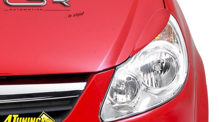 Pleoape faruri Opel Corsa D SB132