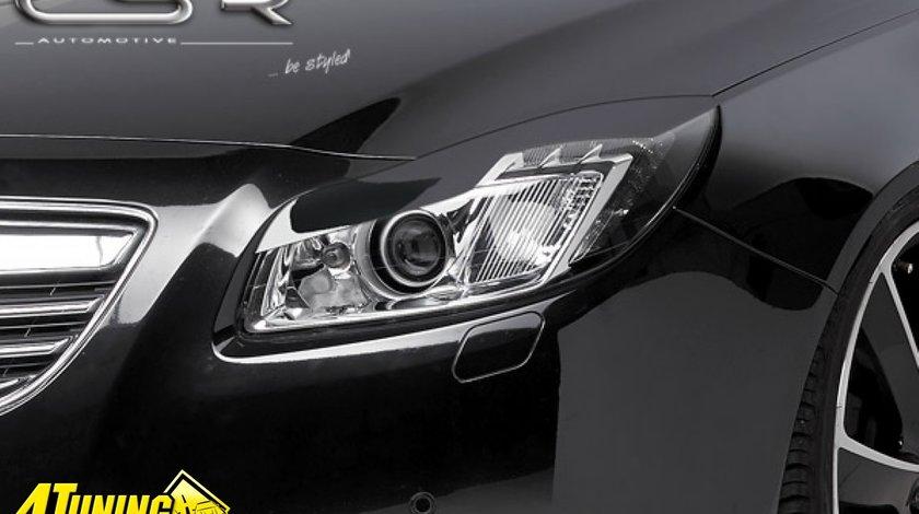 Pleoape faruri Opel Insignia A SB198 modelul cu far xenon