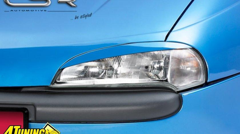 Pleoape faruri Opel tigra