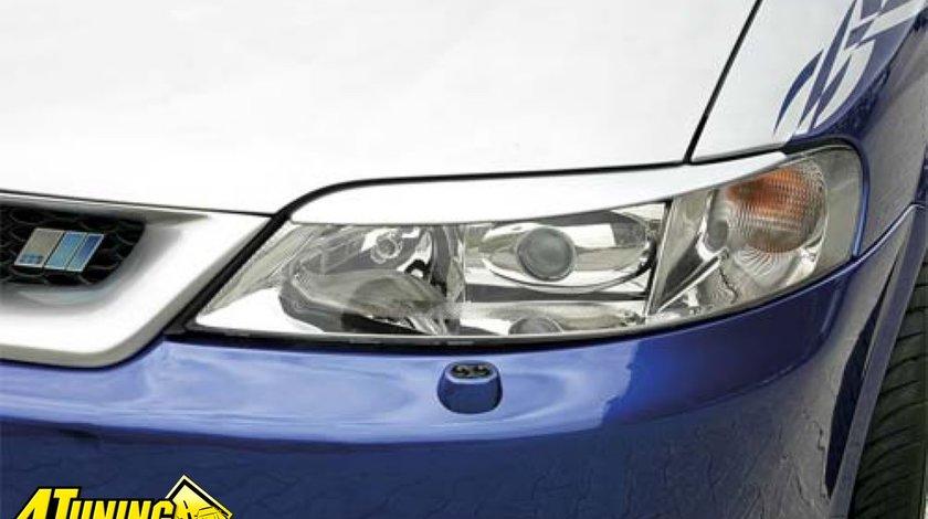 Pleoape faruri Opel Vectra B 2 b2 facelift dupa 1999 SB018