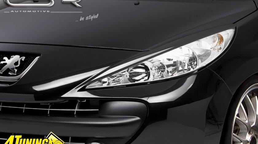 Pleoape faruri Peugeot 207 2006 2012 import Germania