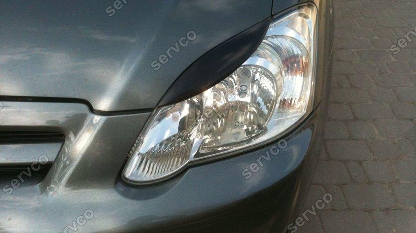 Pleoape faruri Toyota Corolla E12 ver1
