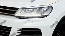 Pleoape faruri VW Touareg 7P5 2011- 2015 ABS plast...