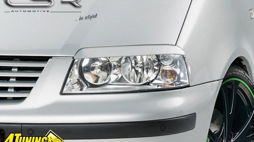 Pleoape faruri VW Touran toate modelele , inclusiv GP2 , Sharan 2000-2010 , Tiguan  , Ford Galaxy