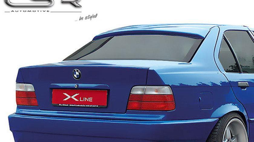 Pleoape luneta BMW E36 Sedan Limuzina plastic Negru