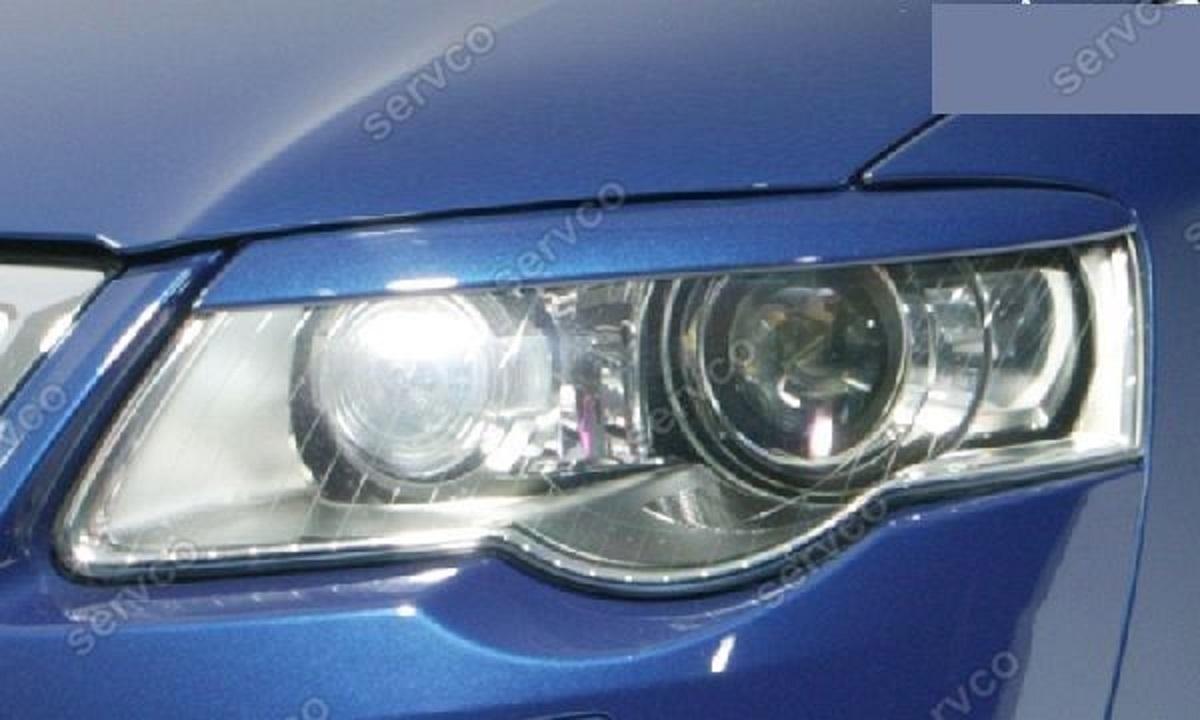 Pleoape ornamente faruri VW Passat B6 3C ABS 2005-2010 ver2