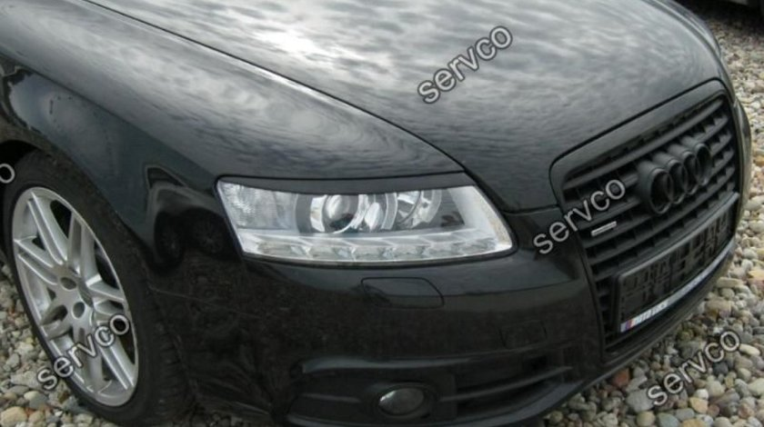 Pleoape Sline Audi A6 C6 4F ABS S6 RS6 2004-2011 v1