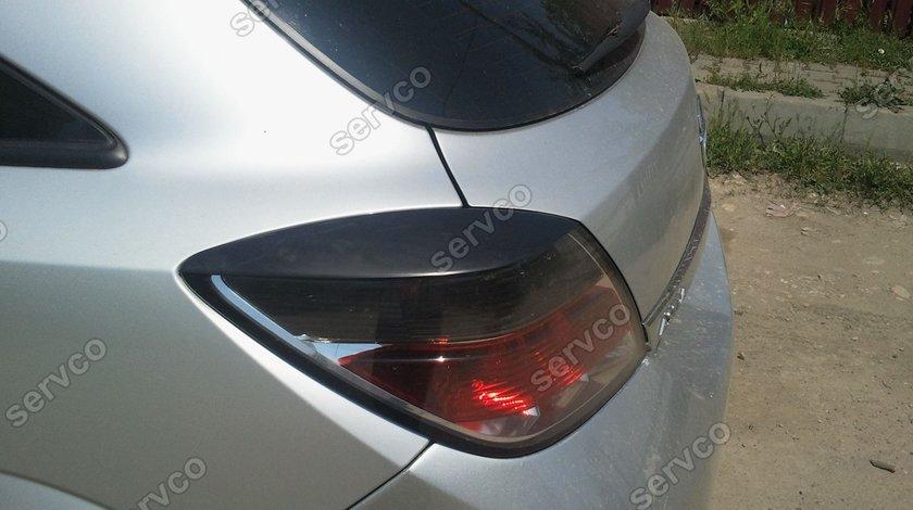 Pleoape stopuri spate Opel Astra H GTC plastic ABS 2004-2014 v3