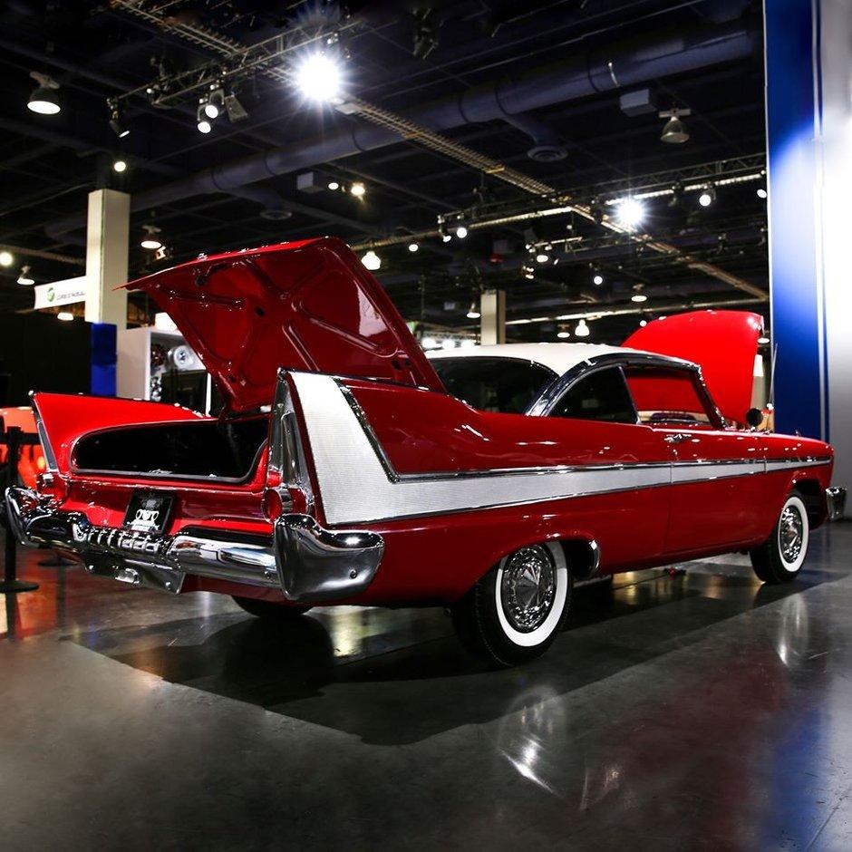 Plymouth Fury cu 1000 CP