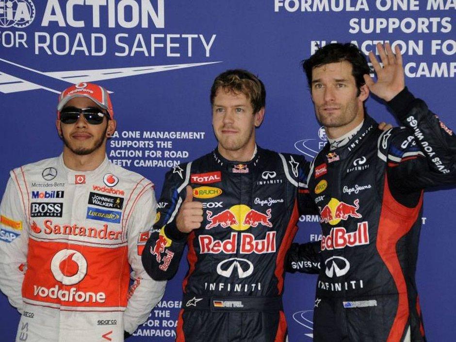 Pneurile Pirelli au facut fata cu brio in India, la Marele Premiu de Formula 1