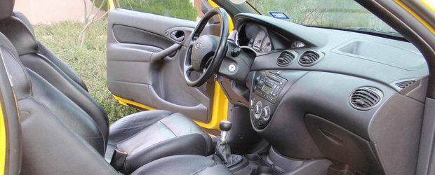 Poate fi al tau pentru doar 3.300 de dolari. Hot-hatch-ul cu motor aspirat de 170 CP nu s-a vandut niciodata in Europa