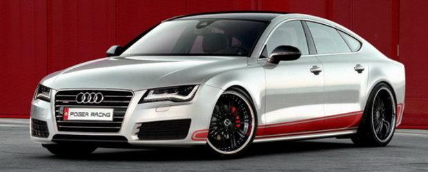 Pogea Racing ne ispiteste cu noul Audi A7 Sportback Seven Sins