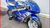 POKET Bike 49 MINI Speed Bike OFERTA BEMI livrare ...