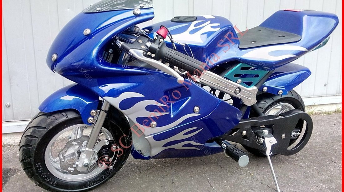POKET Bike 49 MINI Speed Bike OFERTA BEMI livrare GRATIS