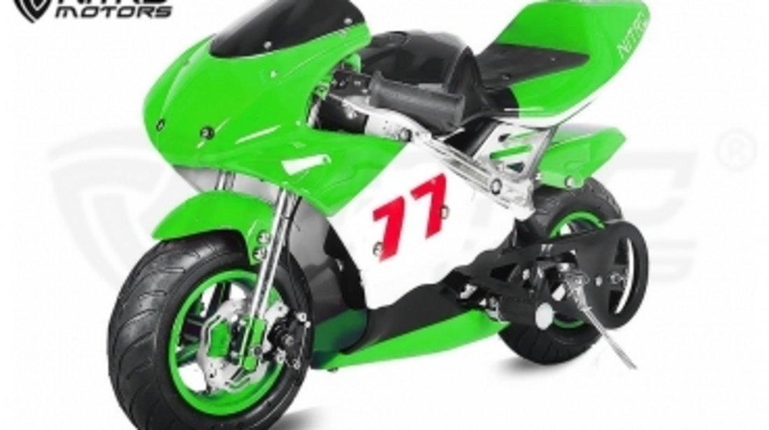 Poket Bike 49cc Nitro PS77 502T