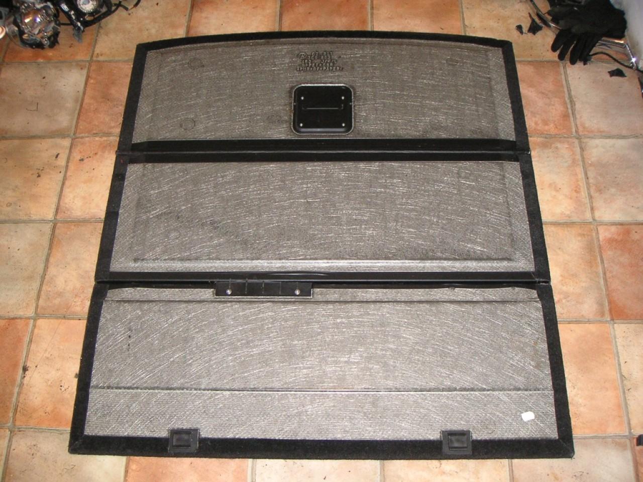 Polita portbagaj VW Passat B6 (2005 - 2010) cod - 3C9863463