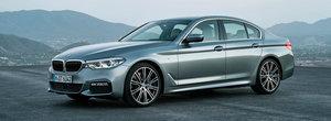 Politia a comandat 80 de masini BMW Seria 5 cu motor de 3.0 litri si 265 cai putere