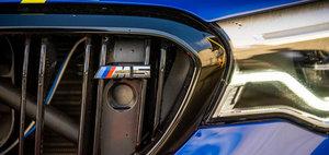 Politia a primit un BMW M5 cu 625 de cai putere sub capota. Nu mai scapa niciun vitezoman