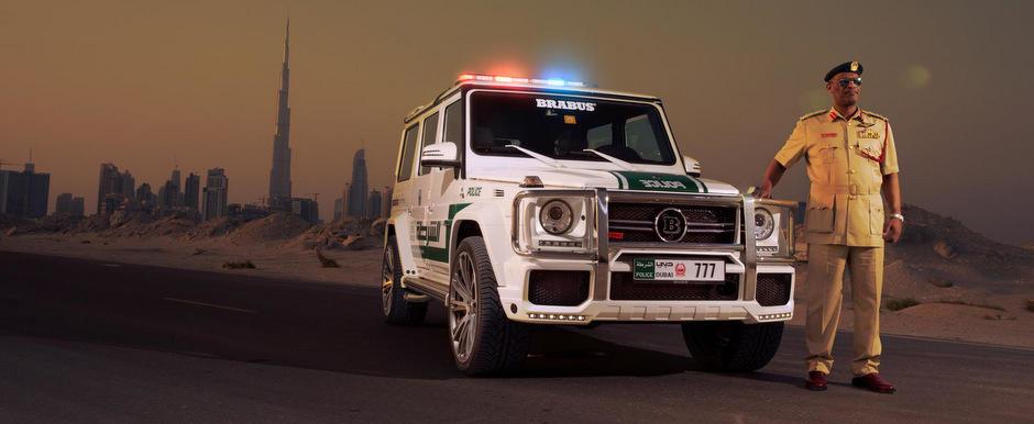 Politia din Dubai primeste o noua jucarie. VEZI AICI DESPRE CE E VORBA!