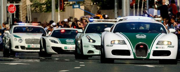 Politia din Dubai s-a saturat de cursele ilegale, asa ca a inceput sa ia masuri drastice