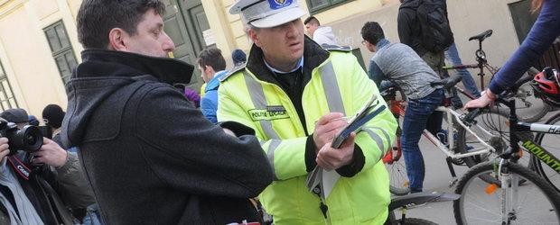 Politia Locala ramane la amenzile pentru parcare: agentii locali NU au voie sa-i amendeze pe soferi
