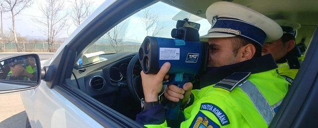 Politia Romana experimenteaza: toate radarele vor fi scoase pe sosele in weekend, asa ca ai grija la viteza