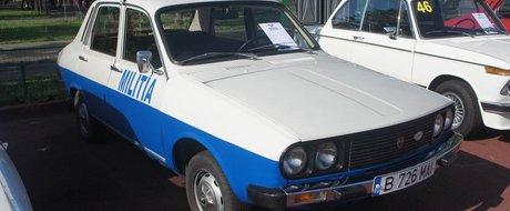 Politia Romana primeste 5600 de autospeciale noi de la Grupul Renault