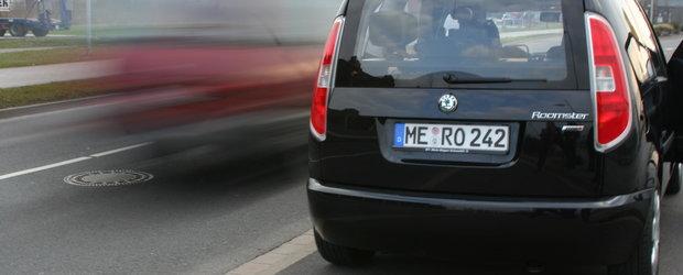 Politia Rutiera are in dotare aparate care depisteaza automat masinile furate