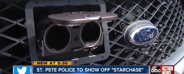 Politia Rutiera din SUA a fost dotata cu tunuri