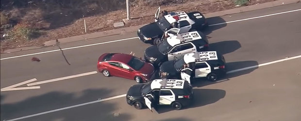 Politia Rutiera, luati notite: cum se opreste un raufacator in trafic