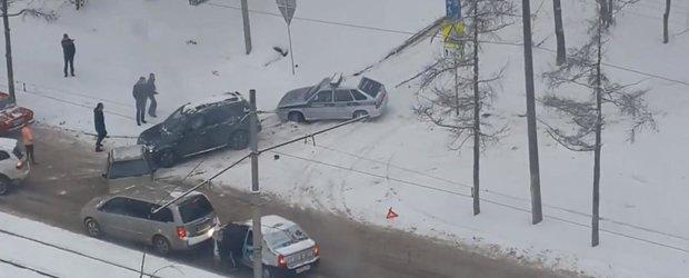 Politia se crede imuna la accidente in Rusia