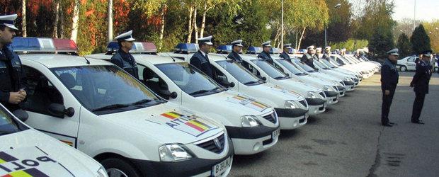 Politisti arestati pentru ca luau mita de la soferii din Bucuresti