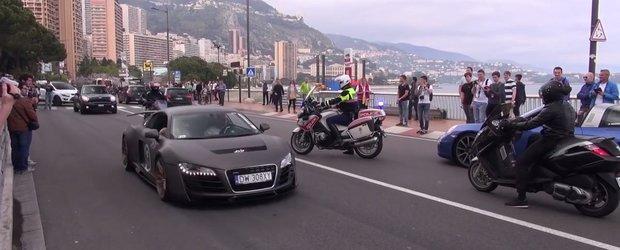 Politistii au spus STOP JOC! Fiecare masina este ACUM oprita in trafic