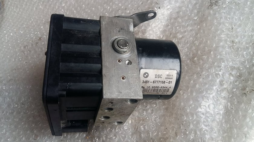 Pompa abs bmw e87 e90 2.0d 177cp 2007 3451-6777158-01