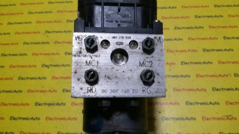 Pompa ABS Citroen Xsara 0265216698, 9636084580