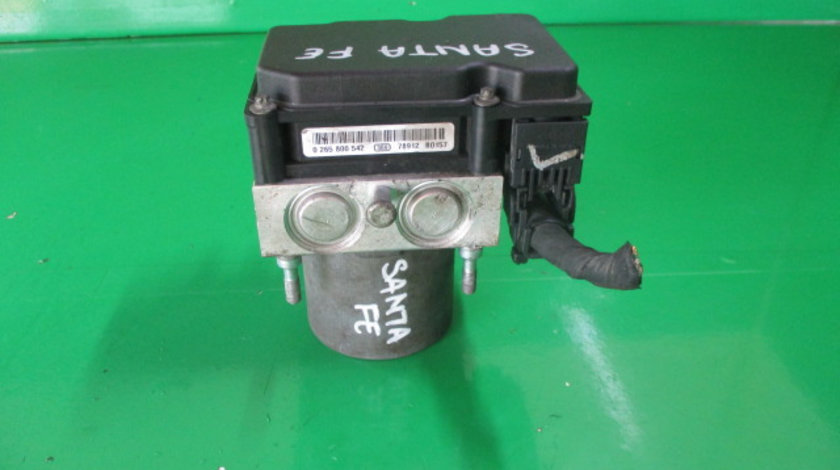 POMPA ABS COD 0265800542 / CM ABS-4WD HYUNDAI SANTA FE 2 4X4 FAB. 2006 – 2013 ⭐⭐⭐⭐⭐