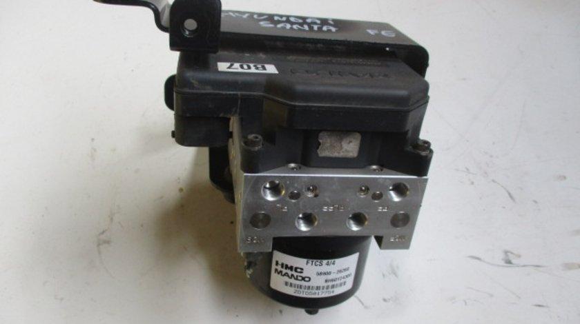 POMPA ABS COD 58900-26260 HYUNDAI SANTA FE 2x4 FAB. 2001 - 2006