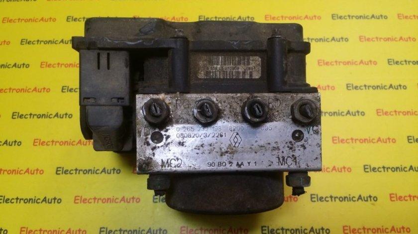 Pompa ABS Dacia, 8200756095, 0265232198, 0265800584
