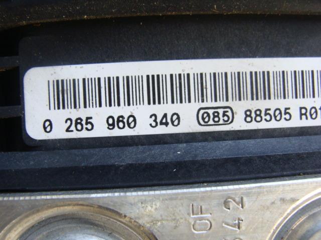 Pompa ABS DSC BMW X5 X6 E71 E70 coduri  34516780126-02 34516788219-02