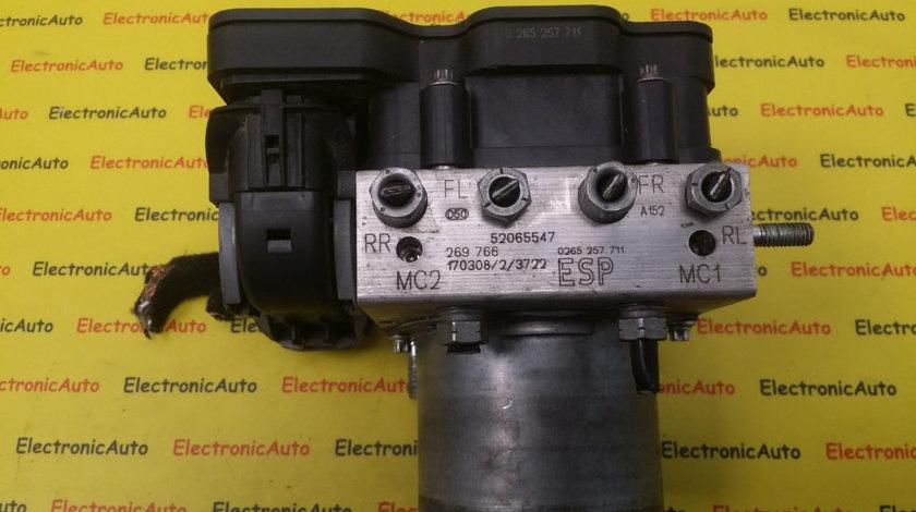Pompa ABS Fiat Ducato, 0265257711, 52065547, 0265956519, 2265106516