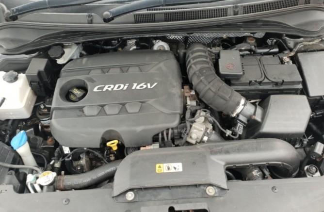 Pompa ABS Hyundai ix35 2011 d4fb 1.7 crdi